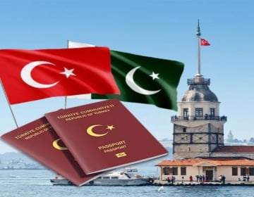 How to Become a Turkish Citizen as Pakistani?