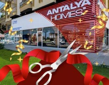 We Hebben Ons Nieuwe Kantoor Geopend In Belek, Antalya!