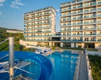 Apartment in a Complex with Rich Features in Alanya Mahmutlar