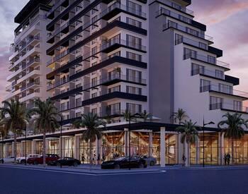 Samtida Och Lyxiga Lägenheter I Famagusta Center