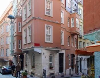 4 Seasons Open Hotel for Sale Near Galata Tower in Istanbul