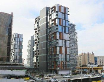 Appartement Bakirkoy Meublé Bien Situé En Complexe Sécurisé