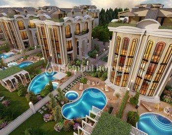 Horizontally Architectured Luxury Houses in Büyükçekmece