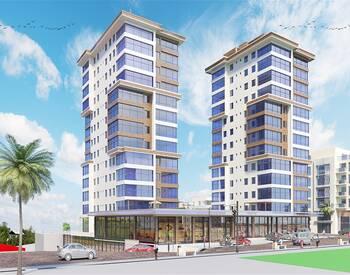 Роскошные Квартиры в Комплексе в Центре Района Султангази