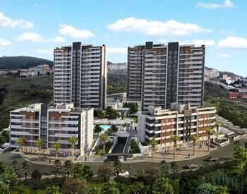 İstanbul'da Modern ve Vatandaşlık Almaya Uygun Daireler