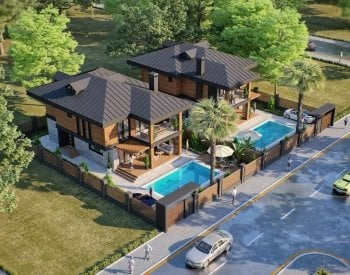 Deluxe Villas Within Easy Reach of Beach in Sile Istanbul