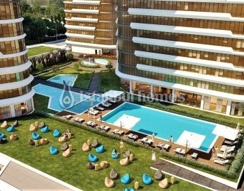 Modern Real Estate with Investment Chance in Kadikoy