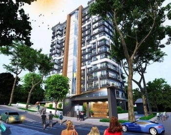 Flats in Istanbul Close to Amenities and Metro Station