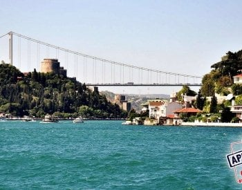 Bosphorus Waterfront Mansions From 1890 in Iconic Sariyer