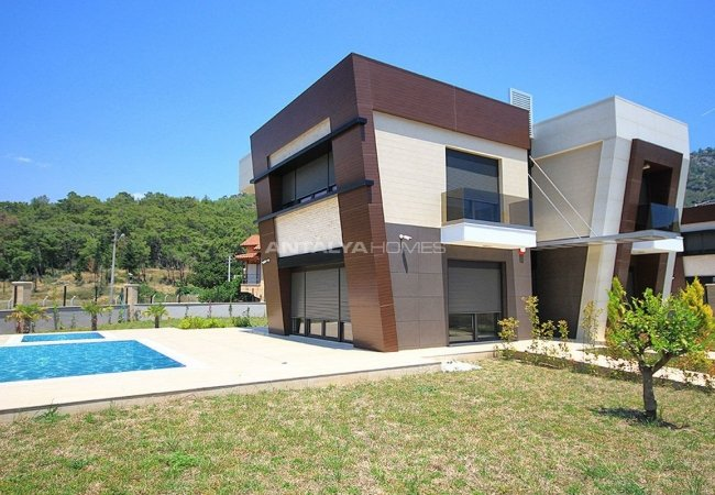 Kemer Villas Equipped with the Latest Technology