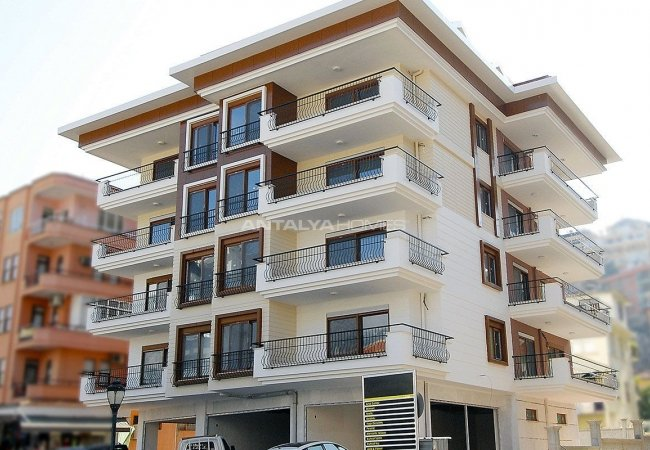 Central Apartments Close to Cleopatra Beach in Alanya