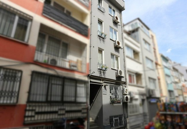 Weekly-monthly Rental Flats with Hotel Concept in Taksim