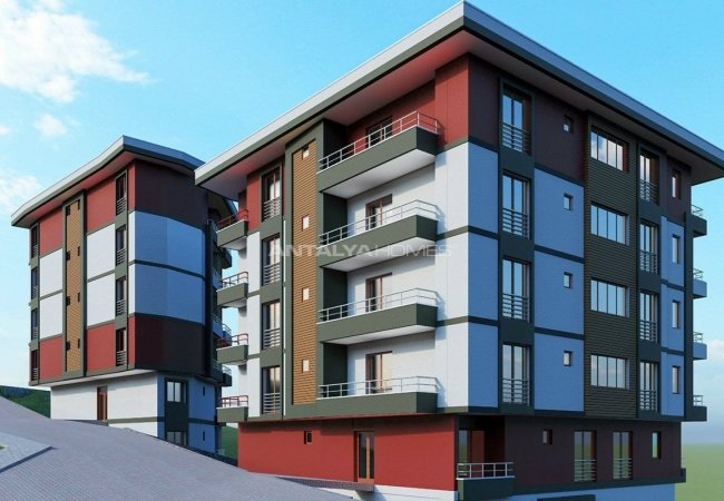 Affordable Flats with Installment Options in Trabzon