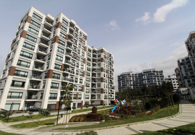 Modern and Spacious Real Estate in Istanbul Sancaktepe