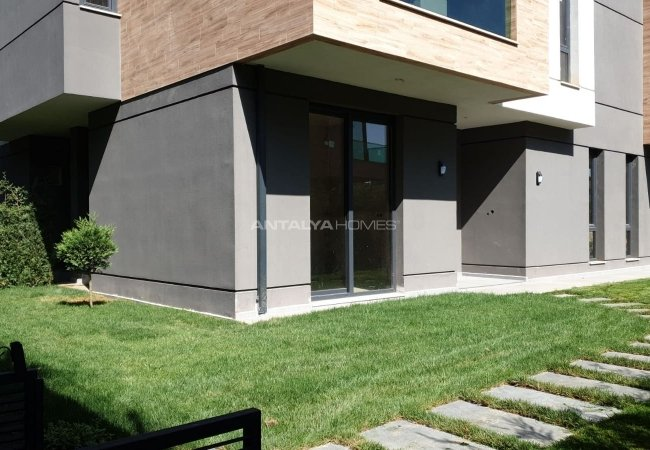 New Villas for Sale with Nature Views in Kestel Bursa