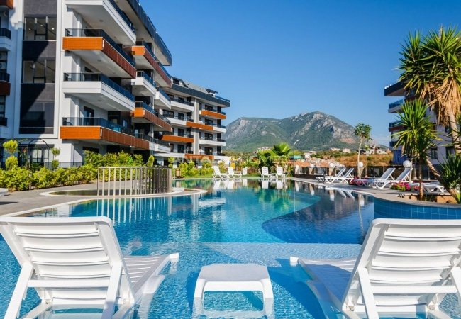 Investment Opportunity or Holiday Apartment in Alanya