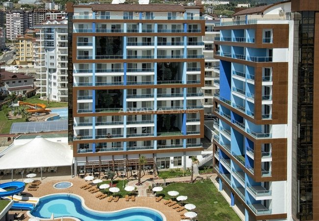 Quality Apartments Surrounded by Social Amenities in Alanya