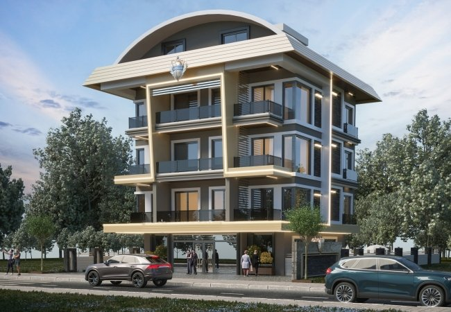 Quality Alanya Property Within Walking Distance of Amenities