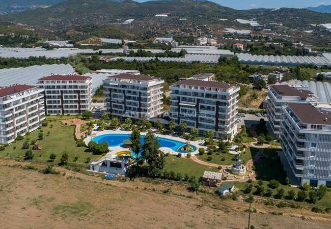 2+1 Investment Properties in Alanya at Affordable Prices
