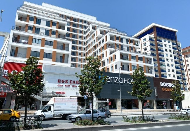 Apartments in Esenyurt Istanbul Near the Main Arteries