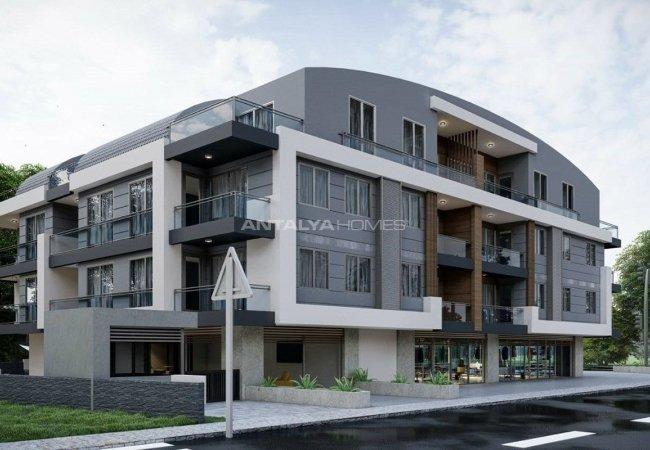 Brand New Apartments Close to the Beach in Konyaaltı Antalya