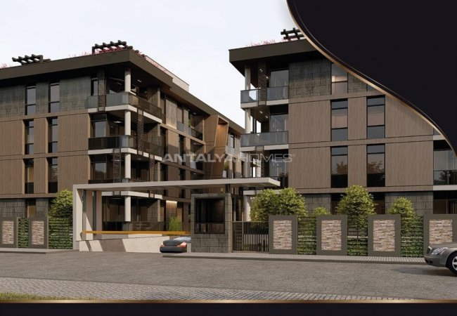 Spacious Properties in Istanbul Near the D-100 Highway