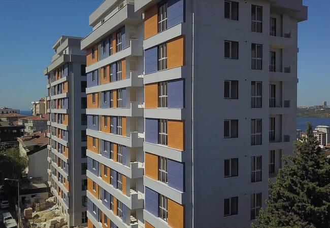 Flats Suitable for Investment in İstanbul Küçükçekmece