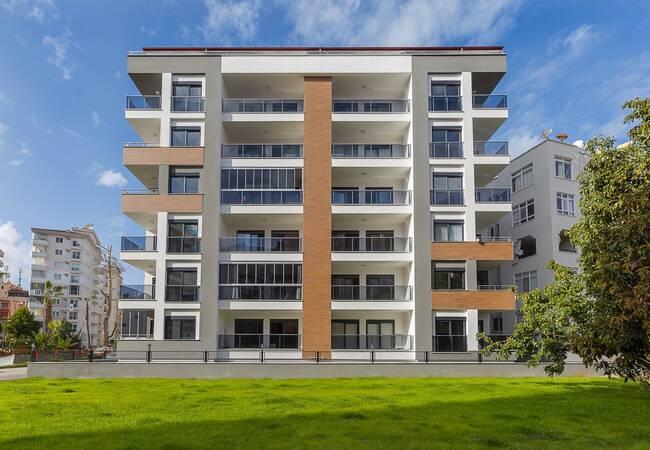 Modern Apartments 350 Mt to the Beach in Mahmutlar Alanya