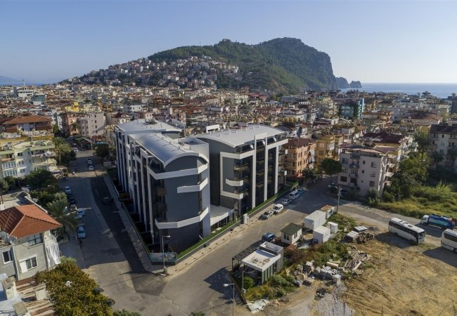 Smart Apartments with Luxury Facilities in Alanya