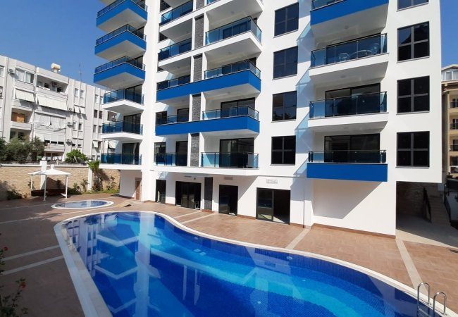 Central Alanya Apartments in the Midst of All Amenities