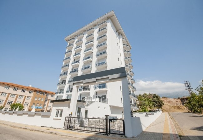 Cheap Property Short Distance to the Beach in Alanya