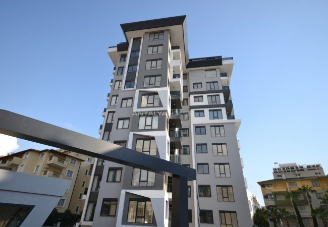 Real Estate with Excellent Nature and City Views in Alanya
