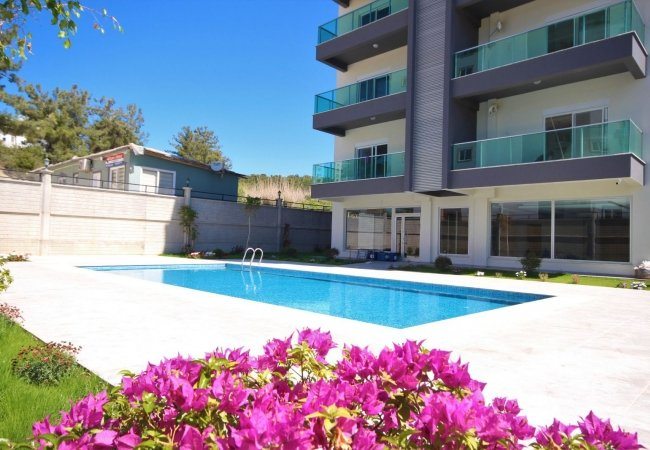 Affordably-priced Apartments for Sale in Alanya Avsallar