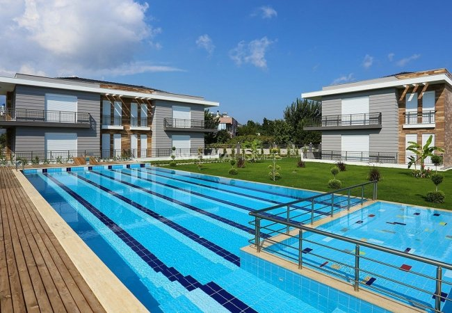 Gorgeous Mountain View Apartments in Kemer çamyuva