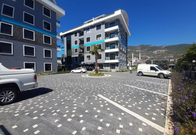Apartments Close to All Amenities in Alanya City Center