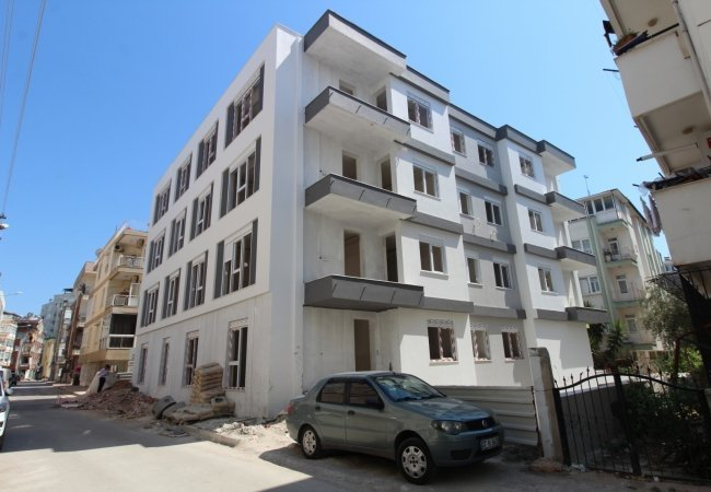 Central Properties Close to the Historical Center of Antalya
