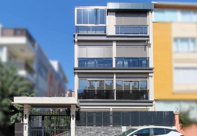 Antalya Apartments in Konyaaltı with High-quality Materials
