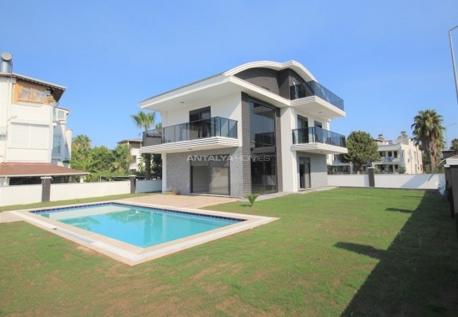 Spacious Villa Perfect for Detached Life in Belek