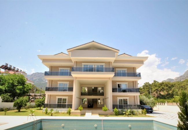 Luxurious Properties Close to All Amenities in Kemer