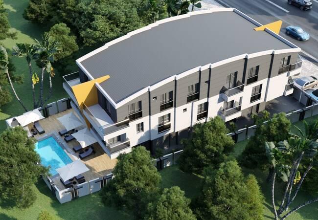 Investment Property with Modern Design in Kundu Antalya
