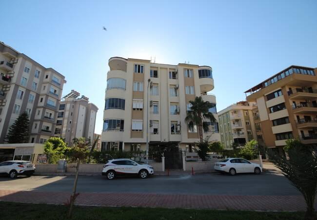 2+1 Apartment in a Privileged Location in Lara