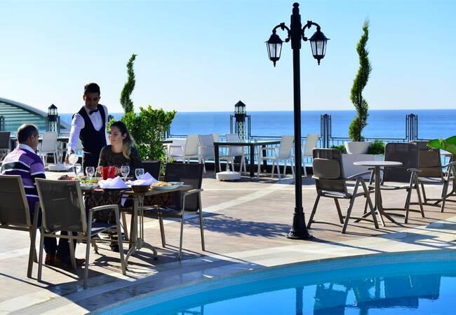 Luxury 5-star Hotel Concept Real Estate for Sale in Konakli