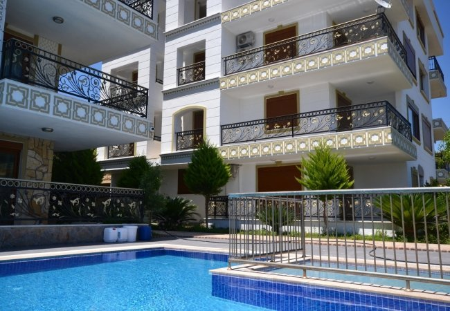 Ultra Luxury Flats in Alanya Avsallar in a Peaceful Location