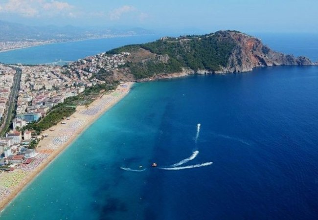 3 Star Hotel at an Acclaimed Tourist Area in Turkey Alanya