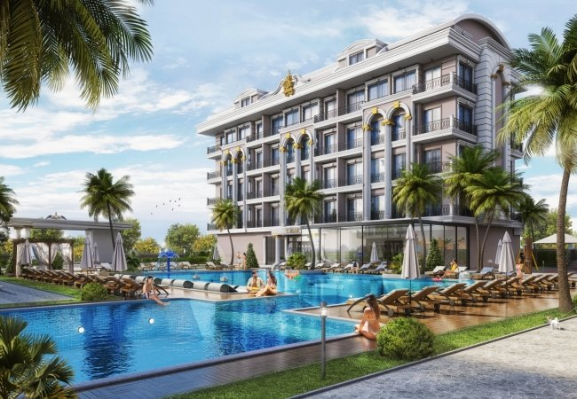 Well-located Apartments for Investment Near All Amenities