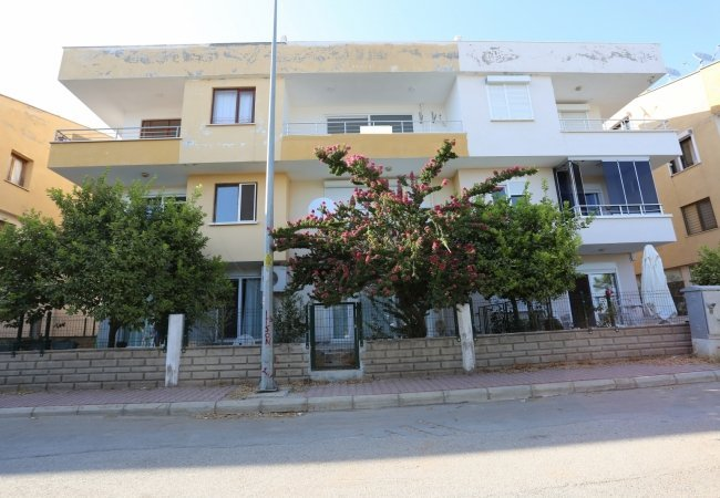 Duplex Apartment Close to the Lara Beach in Guzeloba Antalya