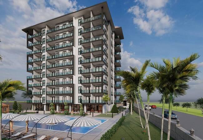 Luxurious Real Estate for Sale in Alanya Avsallar