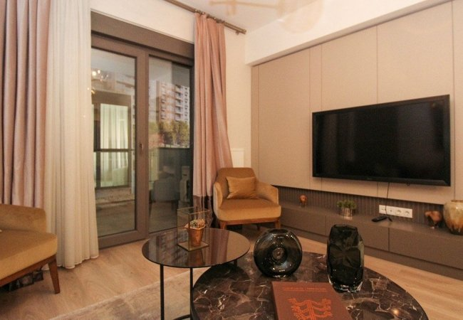 New Apartments Close to Tram and Social Amenities in Antalya