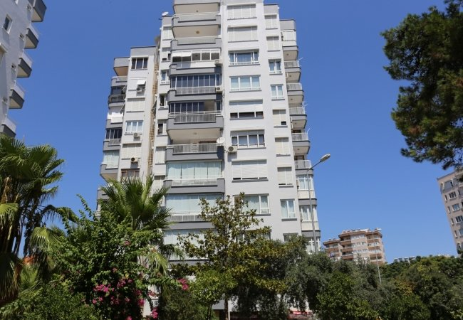 Spacious Apartment in a Residential Area in Yesilbahce