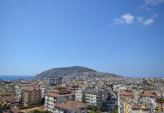 Centrally Located Luxury Apartments in Alanya Antalya